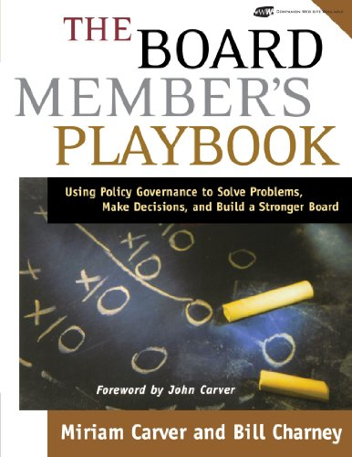 The Board Member's Playbook